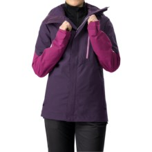Burton [ak] 2L Altitude Gore-Tex® Snowboard Jacket - Waterproof (For Women) in Purple Label/Poison/Chill - Closeouts